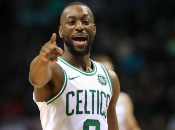 Kemba Walker, jugador de Boston Celtics (Getty)