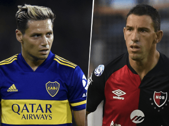 Boca vs. Newell's (Fotos: Getty Images)