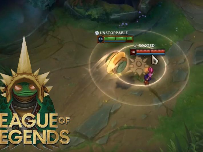 Riot presenta el remake de Rammus en League of Legends ¡Nueva definitiva!