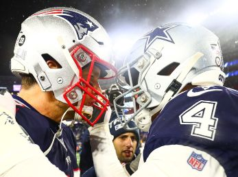 Tom Brady vs. Dallas Cowboys