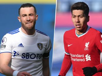 Jack Harrison y Roberto Firmino, Premier League (Fotos: Getty Images)
